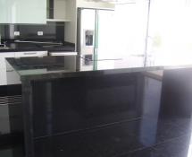 Cozinha e Lavanderias Preto